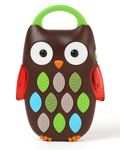 Explore & More Owl Musical Phone Toy
