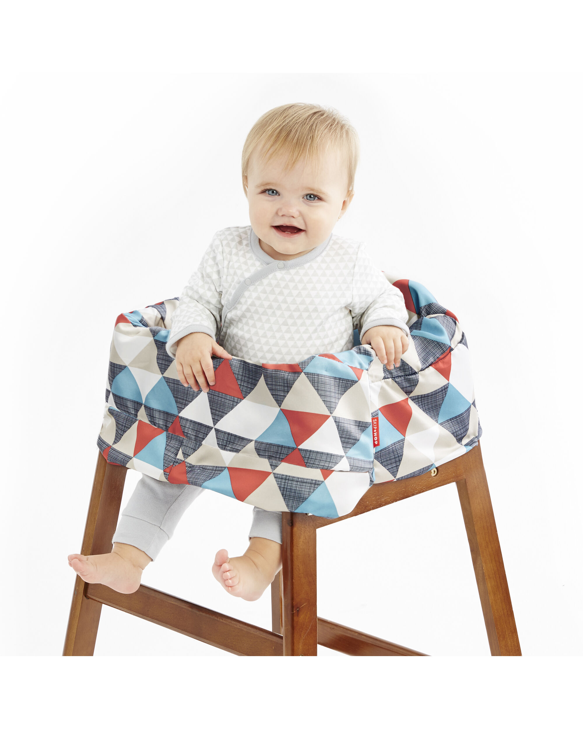 Take Cover Shopping Cart Amp Baby High Chair Cover Skiphop Com