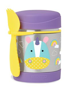 Zoo Insulated Little Kid Food Jar