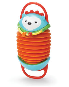 Explore & More Hedgehog Accordion Toy