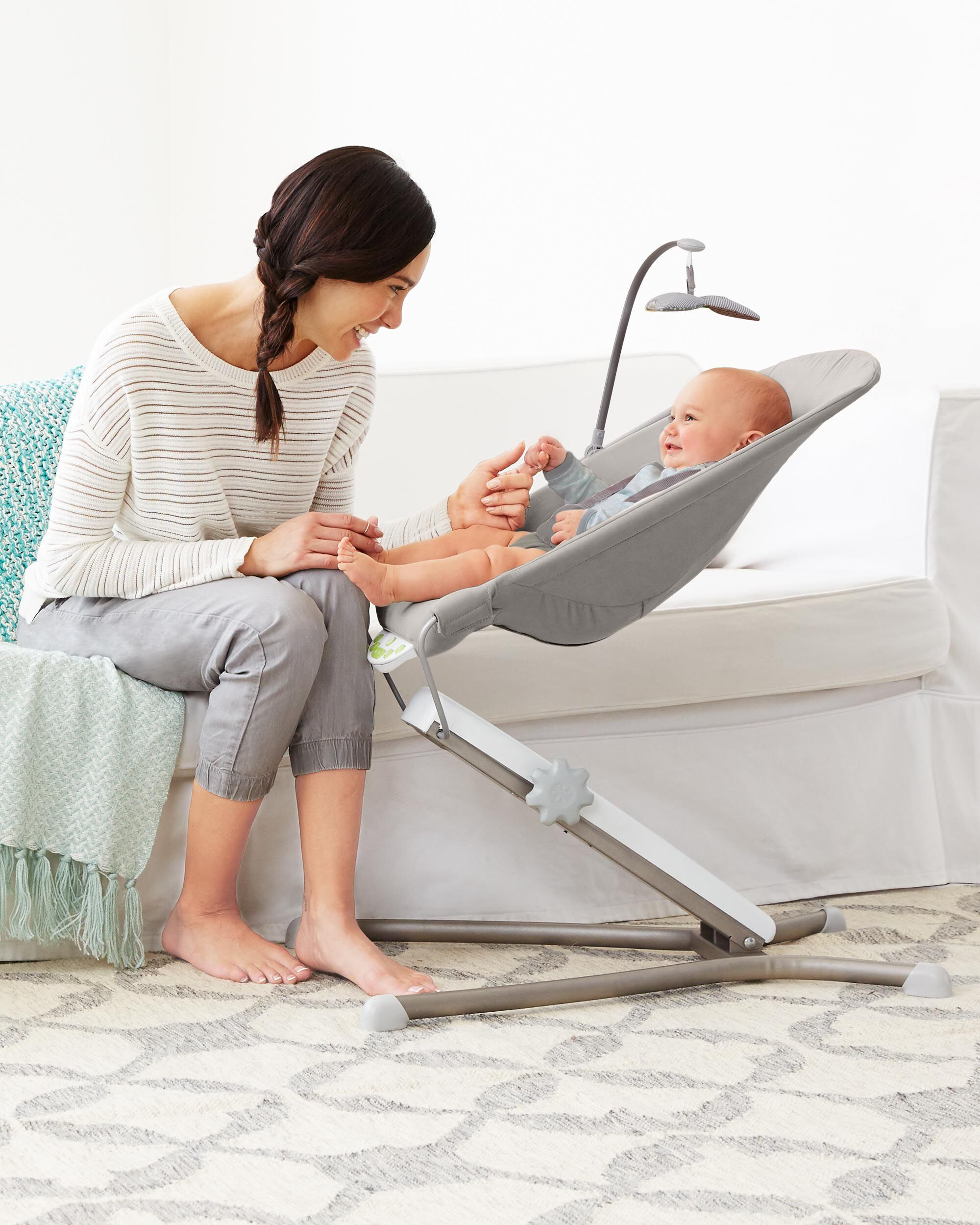 Bouncy chair baby -  Uplift Multi Level Baby Bouncer