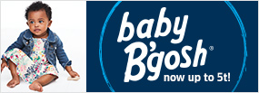 baby B'gosh - NOW UP TO 5T!