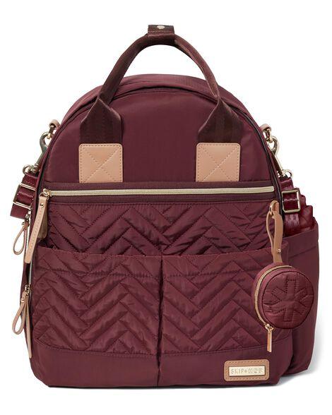 Suite By Skip Hop 6-In-1 Diaper Backpack Set