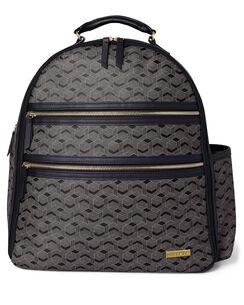 bee35675411b DECO Saffiano Diaper Backpack
