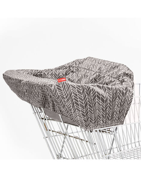 Groovy Take Cover Shopping Cart Baby High Chair Cover Ocoug Best Dining Table And Chair Ideas Images Ocougorg