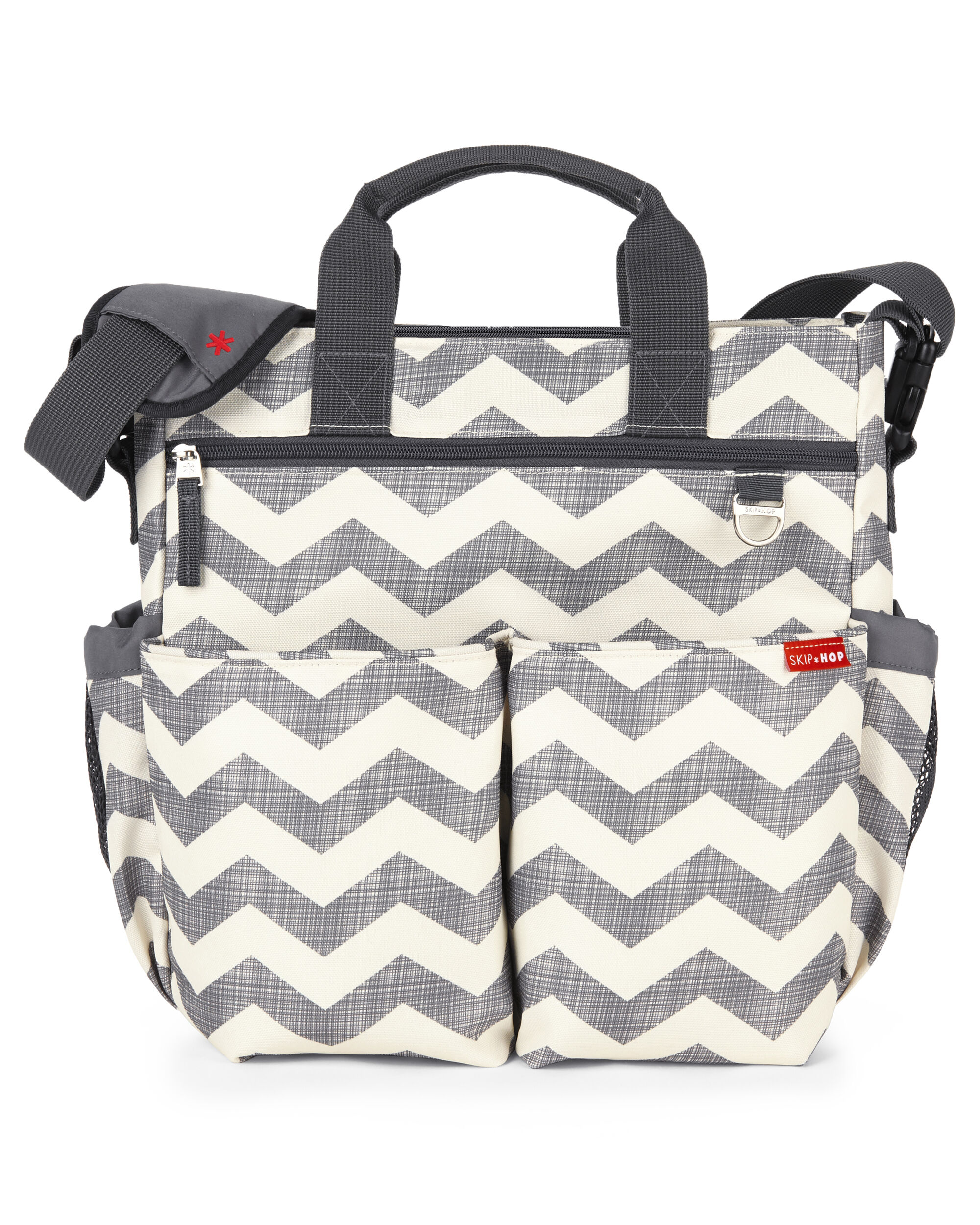 Just Skip Hop Changing Station Chevron Diaper Clutch Mat New Without Tags Baby