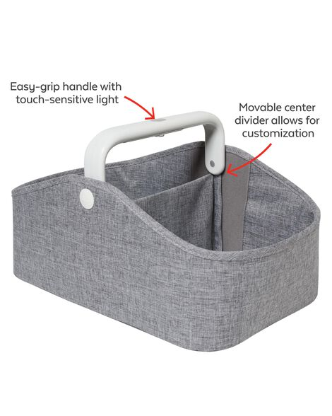 Light Up Diaper Caddy