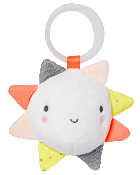 Silver Lining Cloud Chime Ball