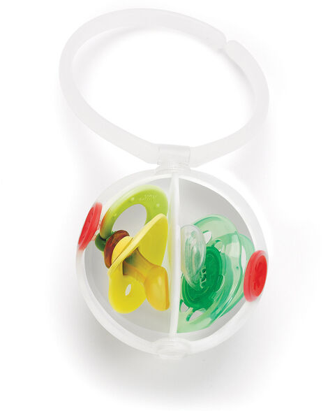 Paci Egg Double Pacifier Holder