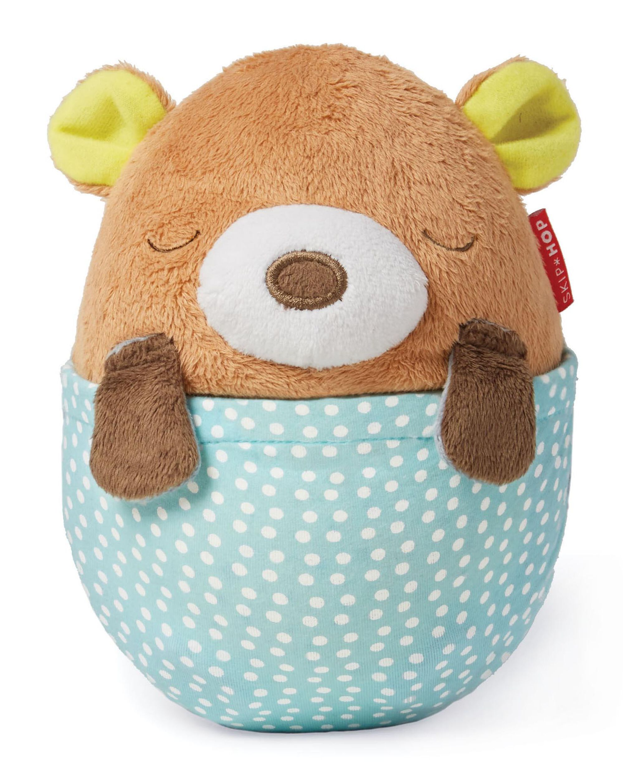 Moonlight & Melodies Hug Me Projection Baby Soother | Skiphop.com