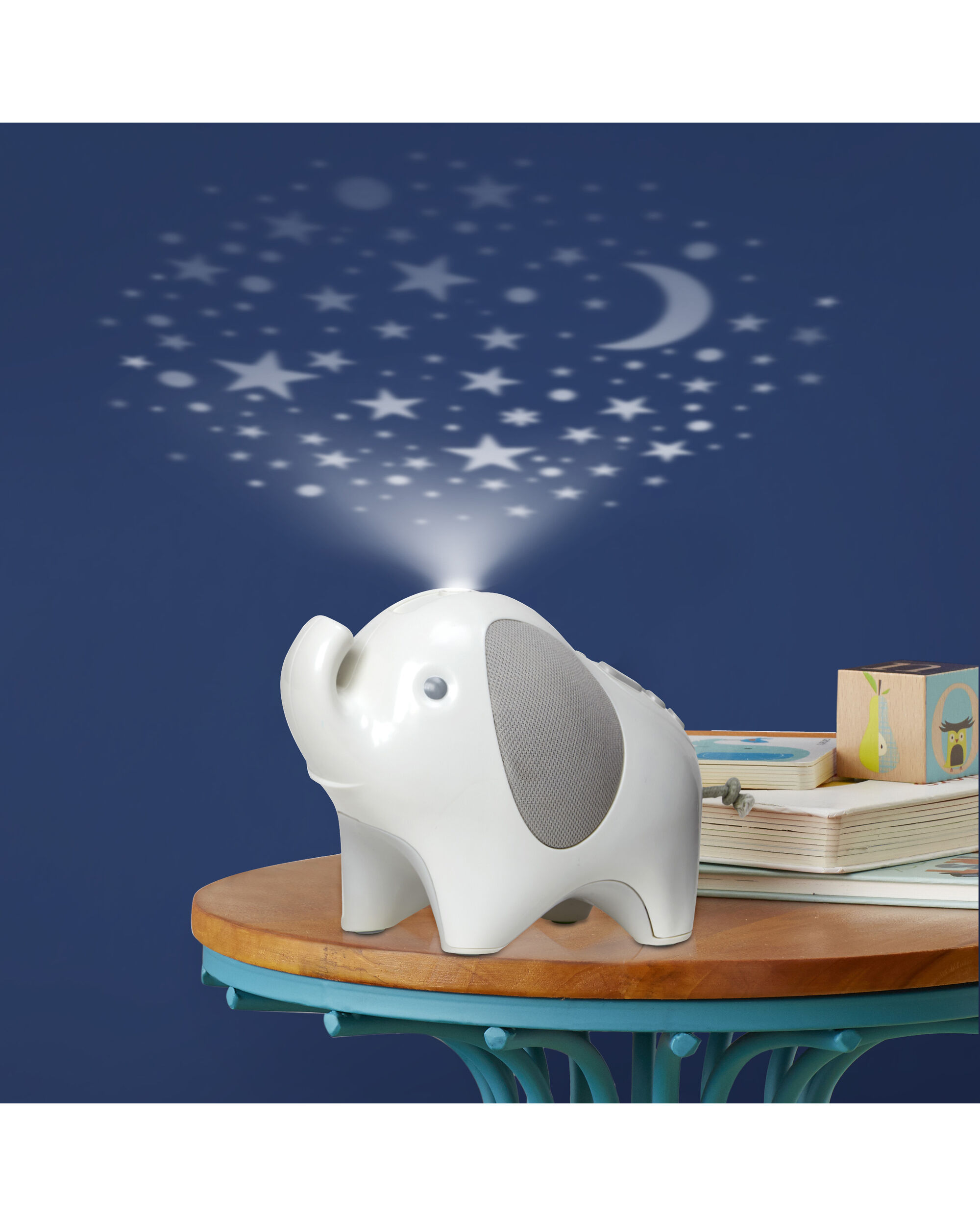 Moonlight Amp Melodies Nightlight Soother Elephant Skiphop Com