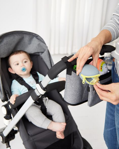 Grab & Go Silicone Pacifier Holder