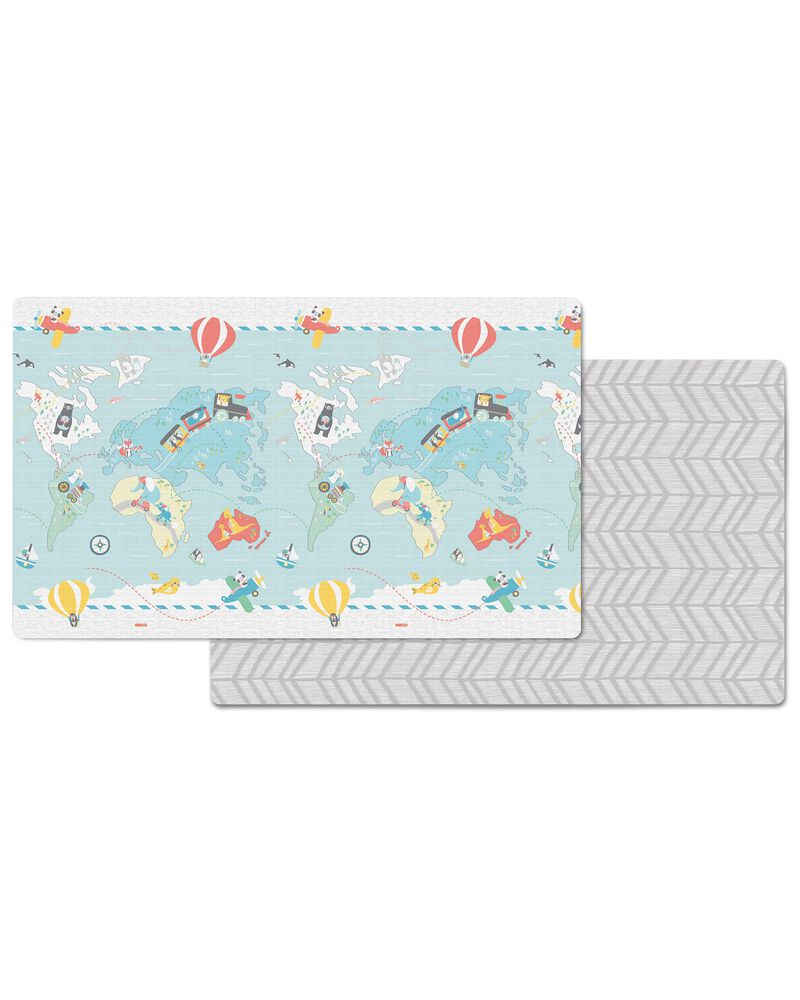 Doubleplay Reversible Playmat Little