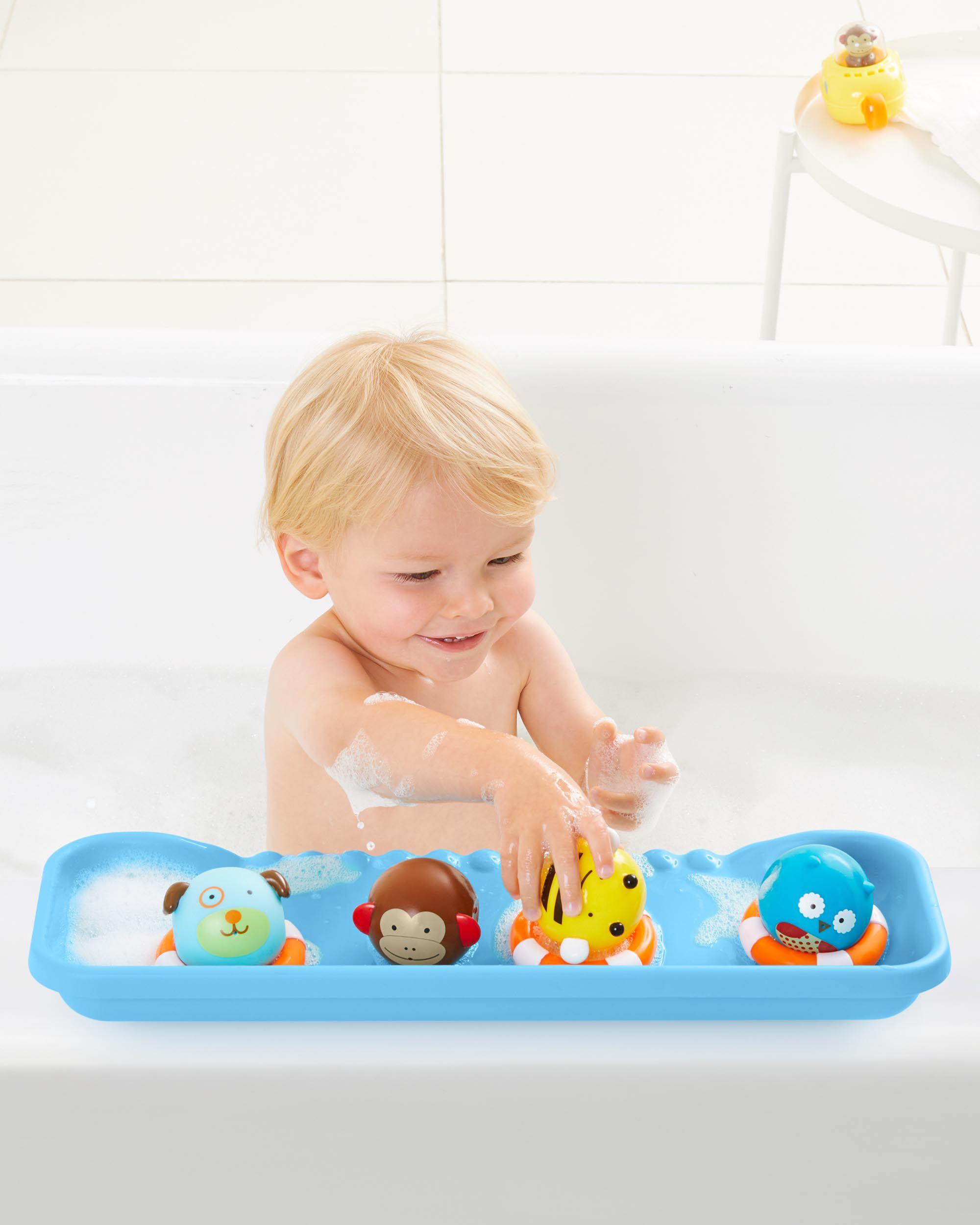 Moby Shelfie™ Bathtub Play Tray   Skiphop.com