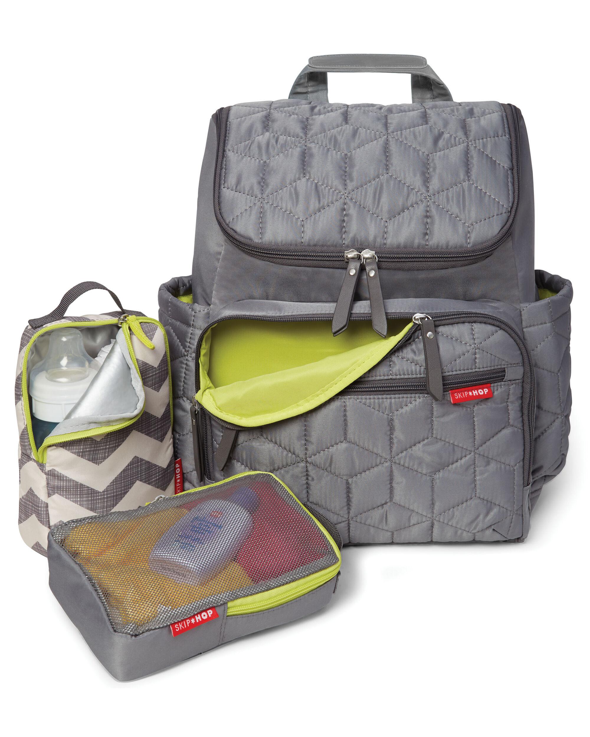 775946a1cd9 Forma Backpack Diaper Bag | Skiphop.com
