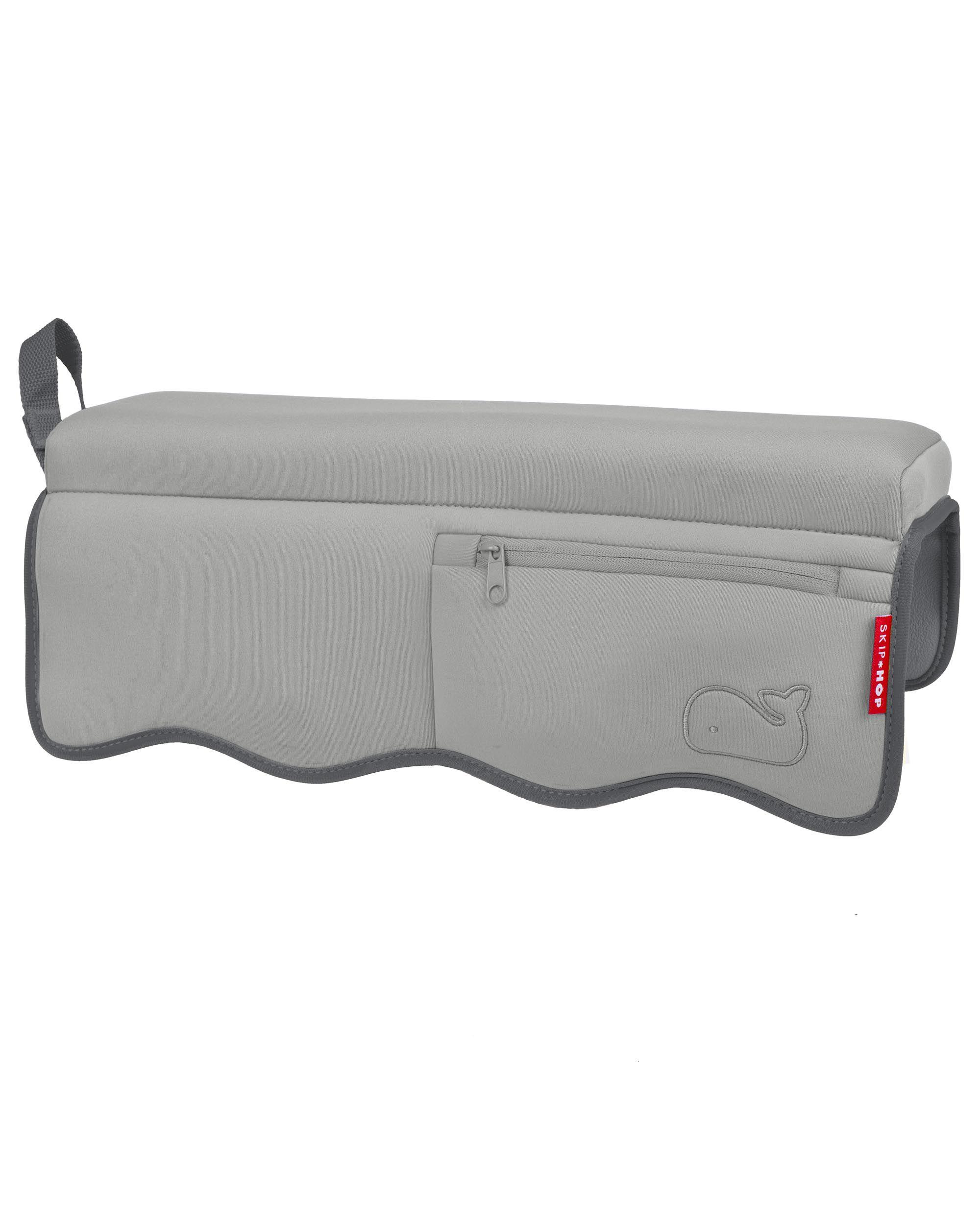 Moby Bathtub Elbow Rest - Grey | Skiphop.com