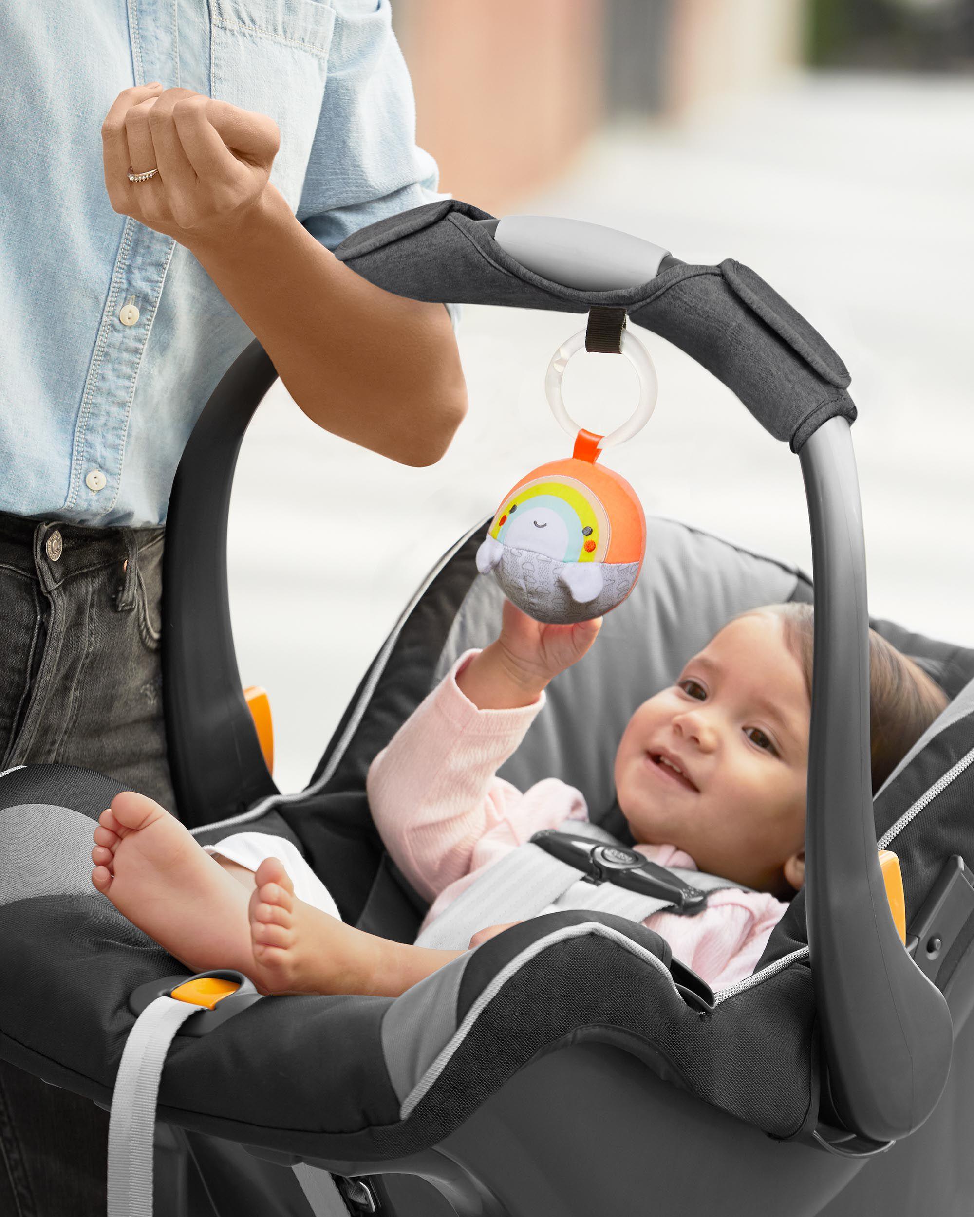Grab Go Car Seat Arm Pad Canopy Skiphop Com