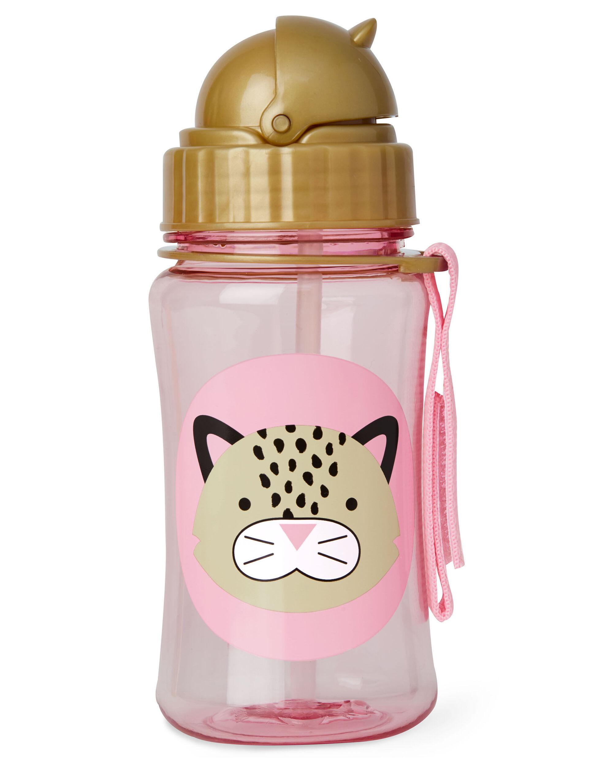 Skip Hop Zoo Straw Bottles Baby .......... Infant Feeding Bottle 12 Months