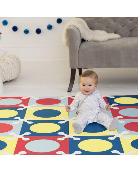 Playspot Interlocking Kid Foam Tiles