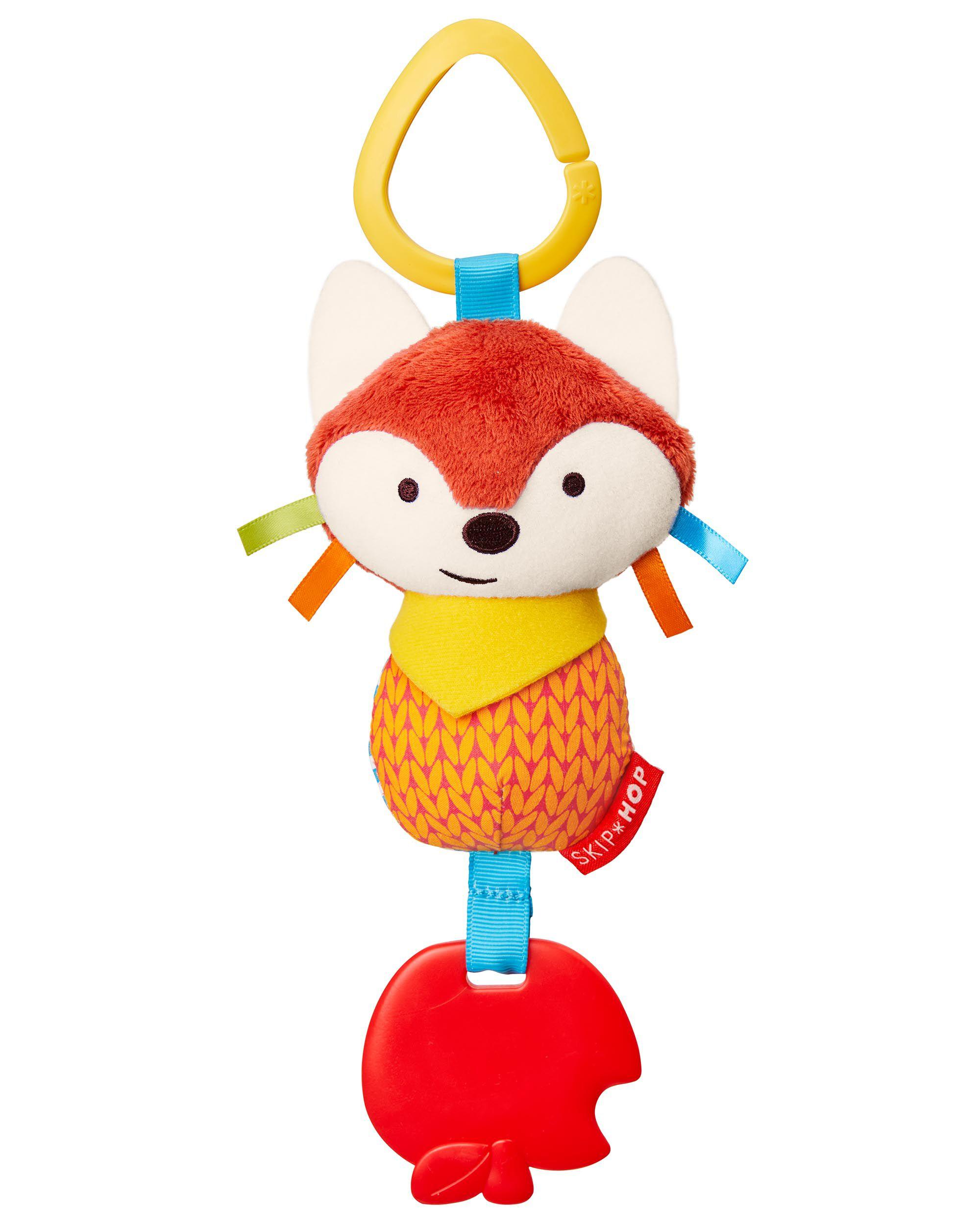 Bandana Buddies Chime & Teethe Toy