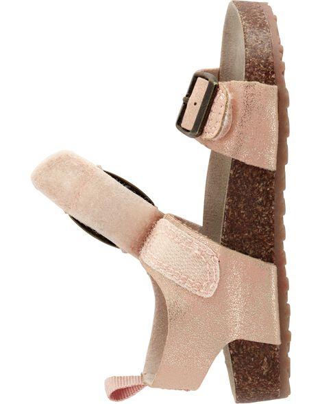 f2a100f24 ... Carter s Buckle Cork Sandals ...