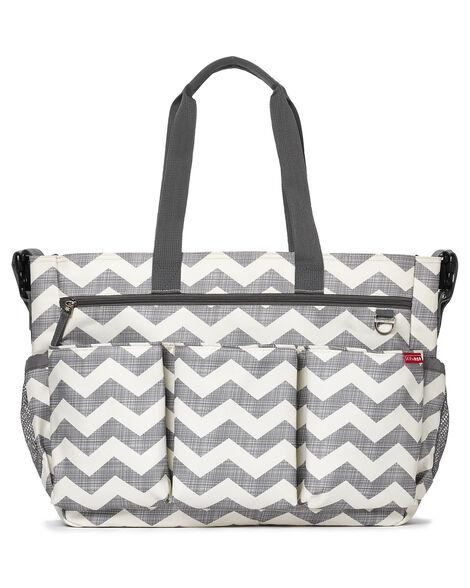 Duo Double Signature Diaper Bag