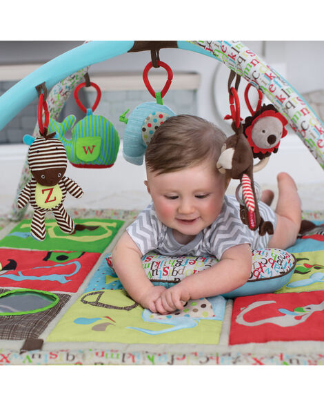 Alphabet Zoo Activity Baby Gym