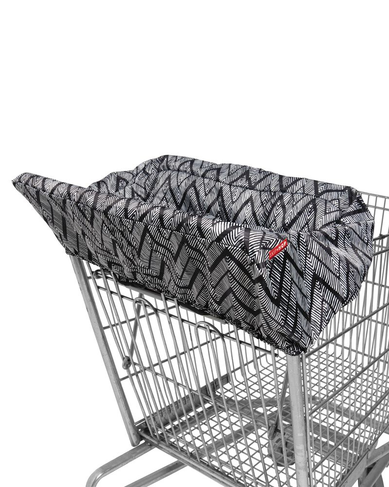 Awe Inspiring Take Cover Shopping Cart Baby High Chair Cover Skiphop Com Pdpeps Interior Chair Design Pdpepsorg