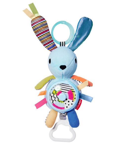 Vibrant Village Pull & Spin Activity Bunny