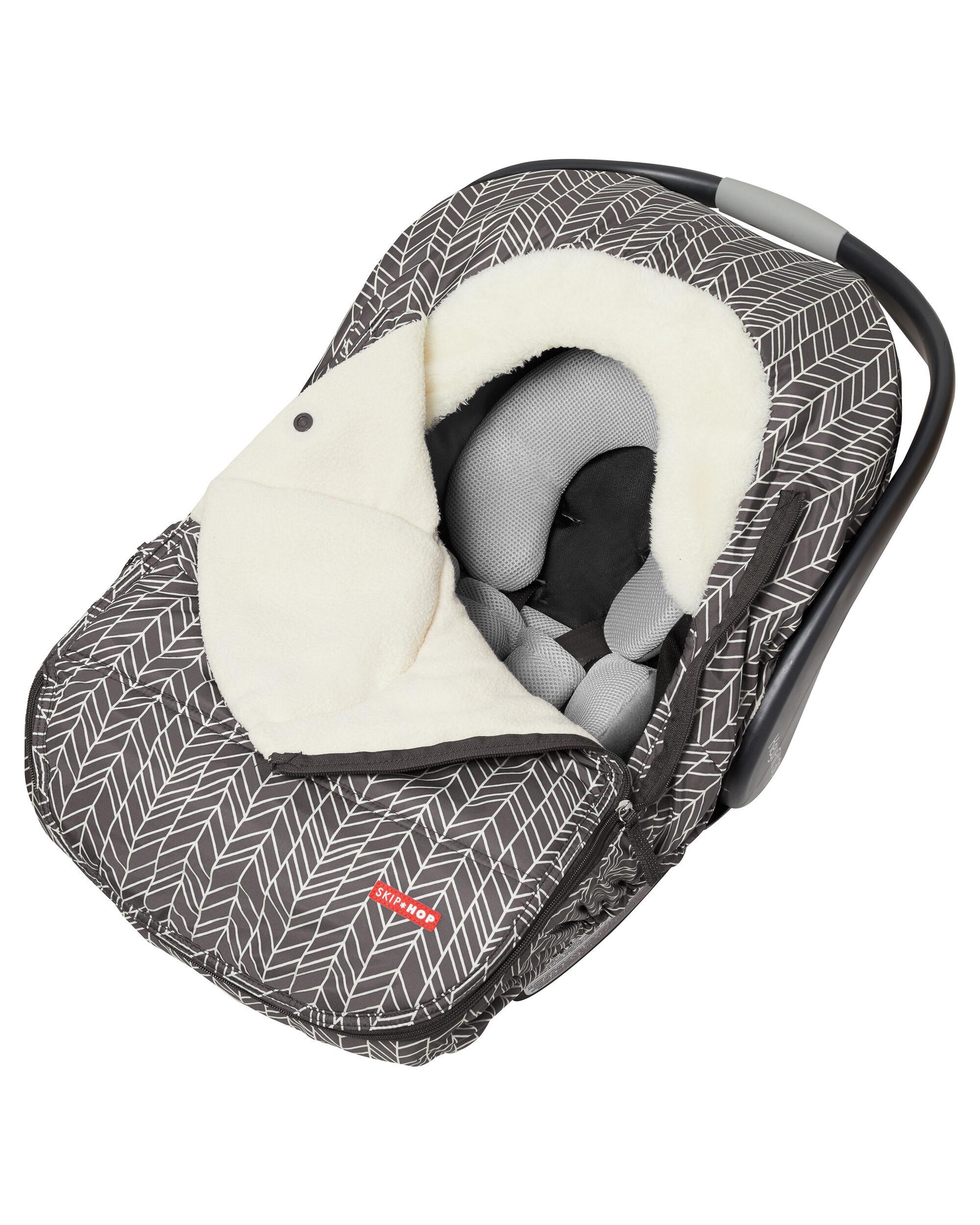 Stroll Amp Go Car Seat Cover Skiphop Com