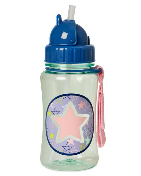 Forget Me Not™ Straw Bottle - Starry Sky
