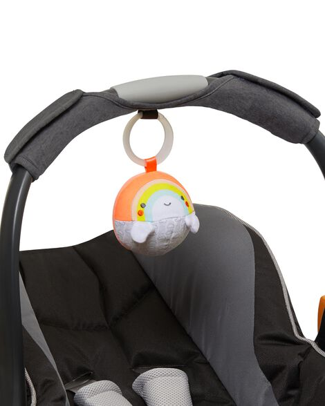 Grab & Go Car Seat Arm Pad & Canopy