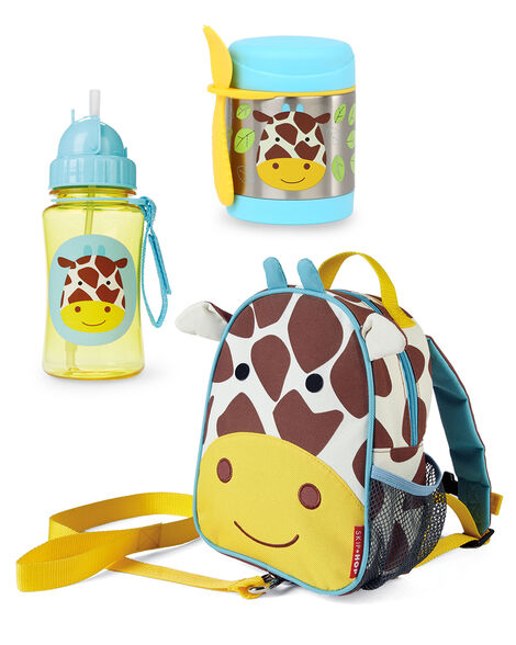 Giraffe Bundle for Lunch Time, , hi-res