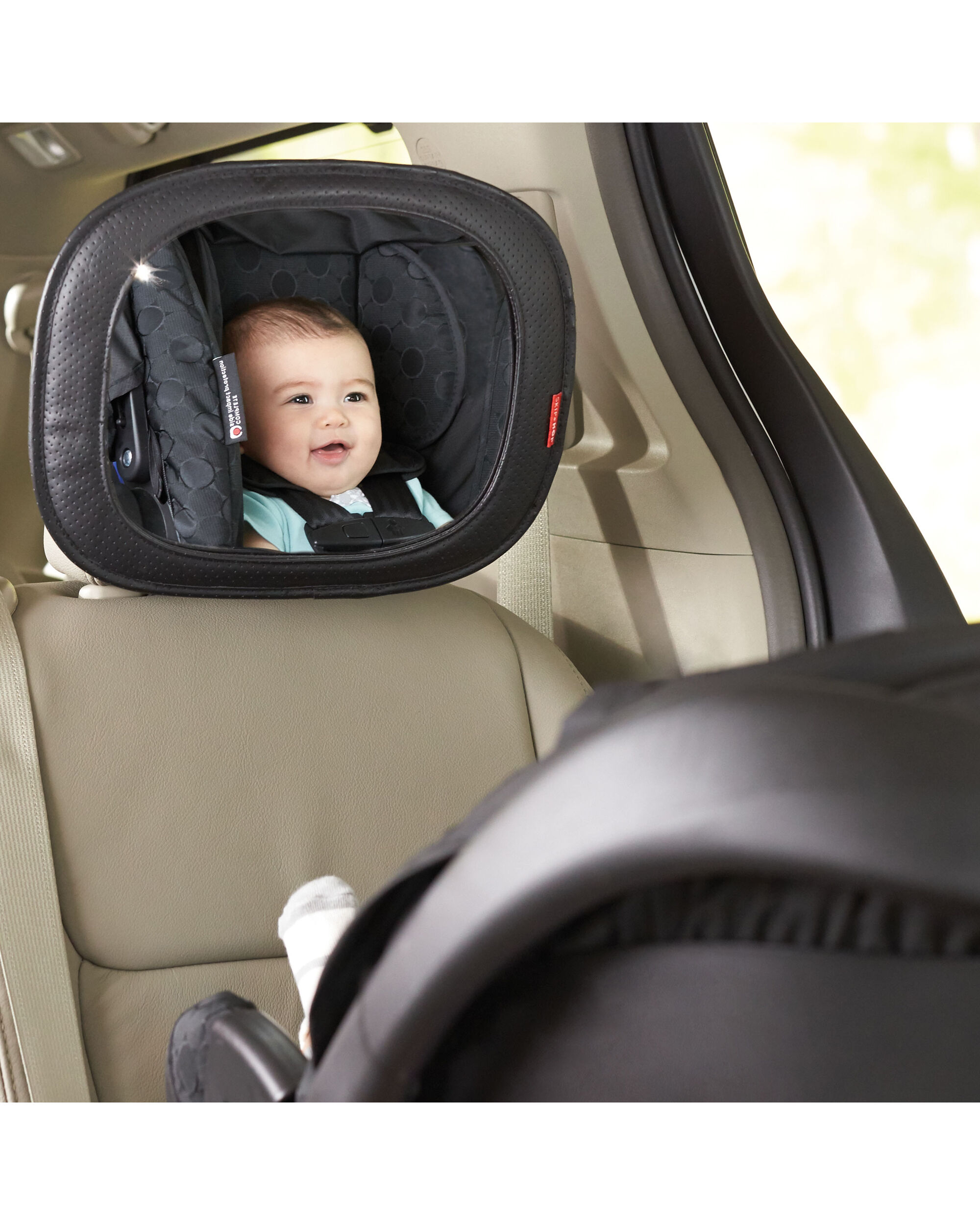 Style Driven Backseat Baby Mirror