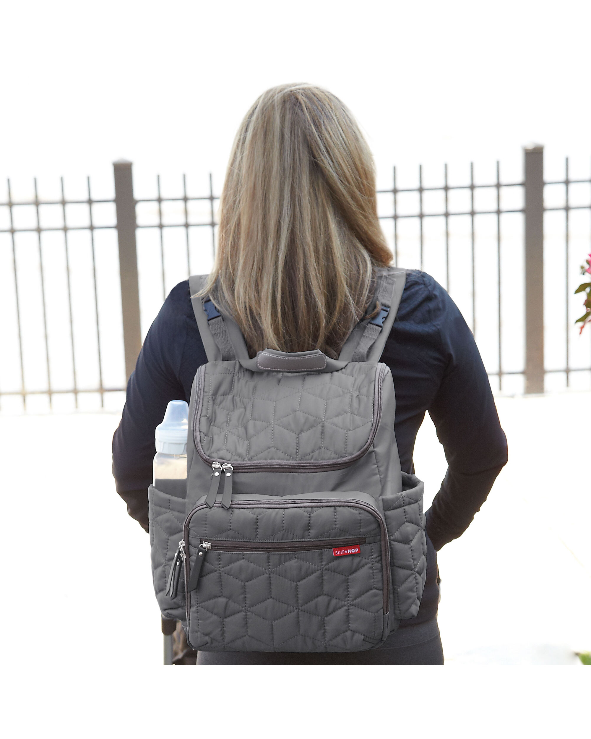 0db67c85cc5 Forma Backpack Diaper Bag | Skiphop.com