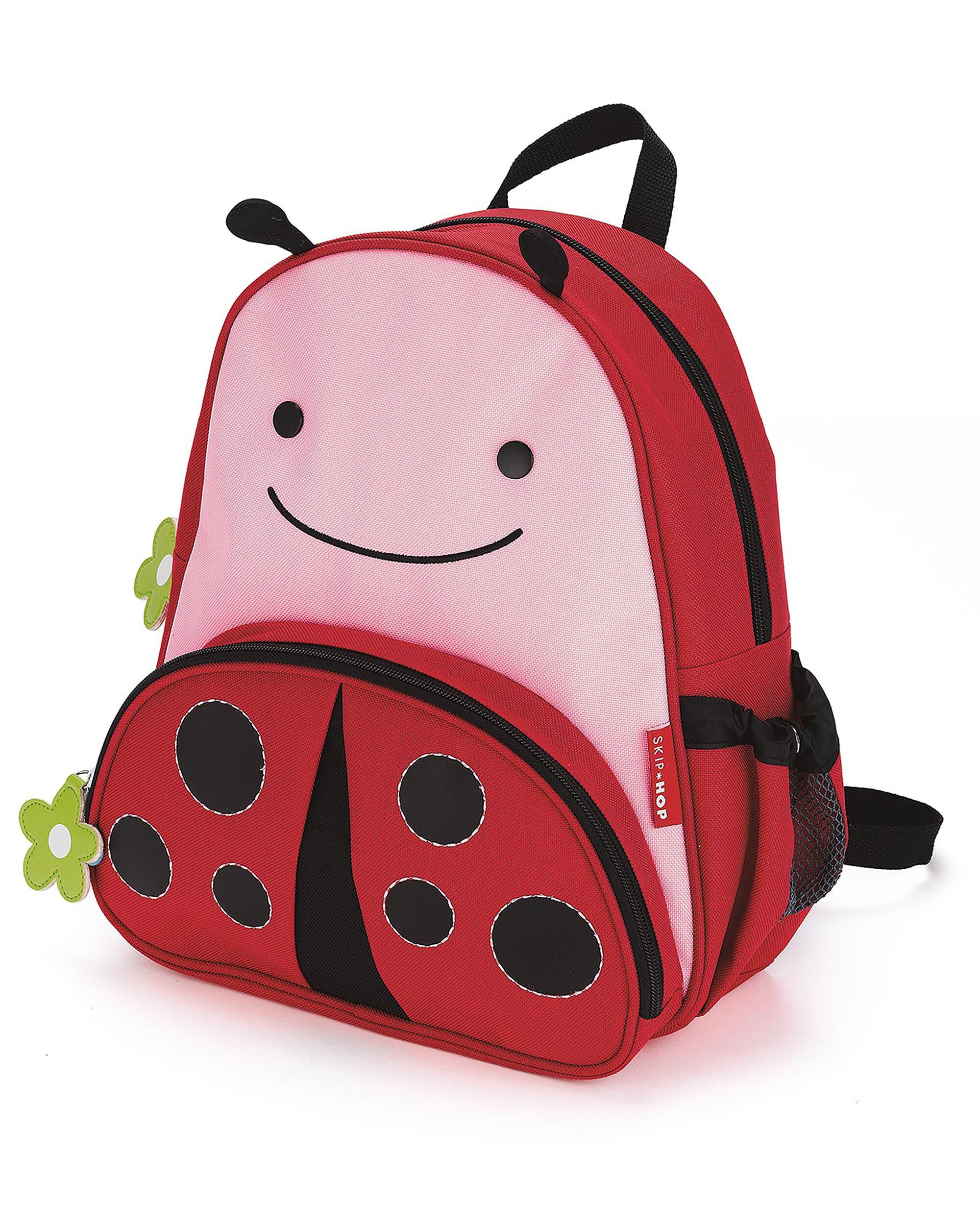 Butterfly Skip Hop Toddler Backpack Straw Bottle and Snack Cup School Bundle