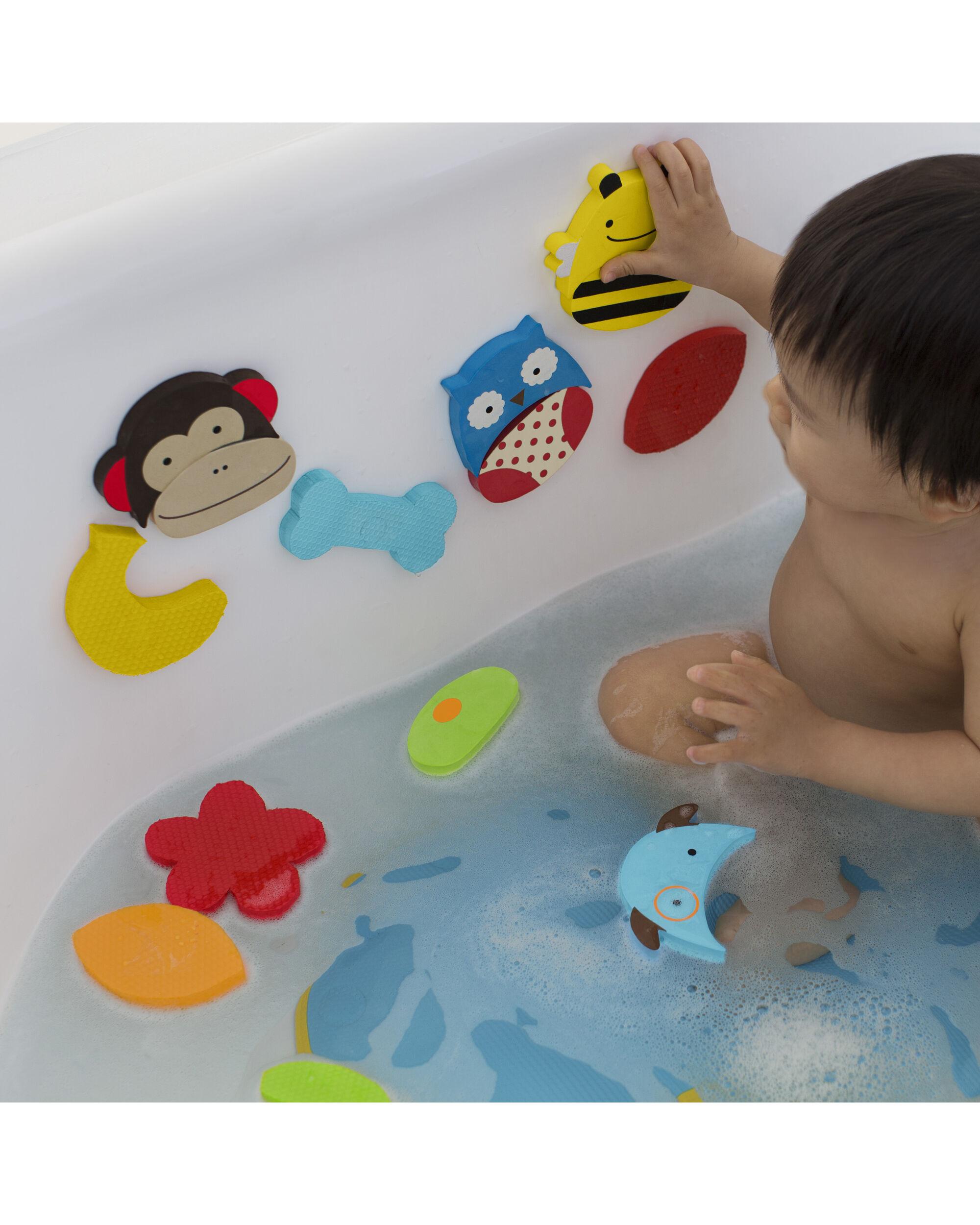 Zoo Mix & Match Foam Pals Bath Toys