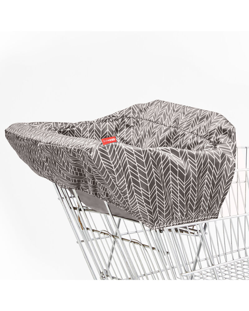 Admirable Take Cover Shopping Cart Baby High Chair Cover Skiphop Com Spiritservingveterans Wood Chair Design Ideas Spiritservingveteransorg