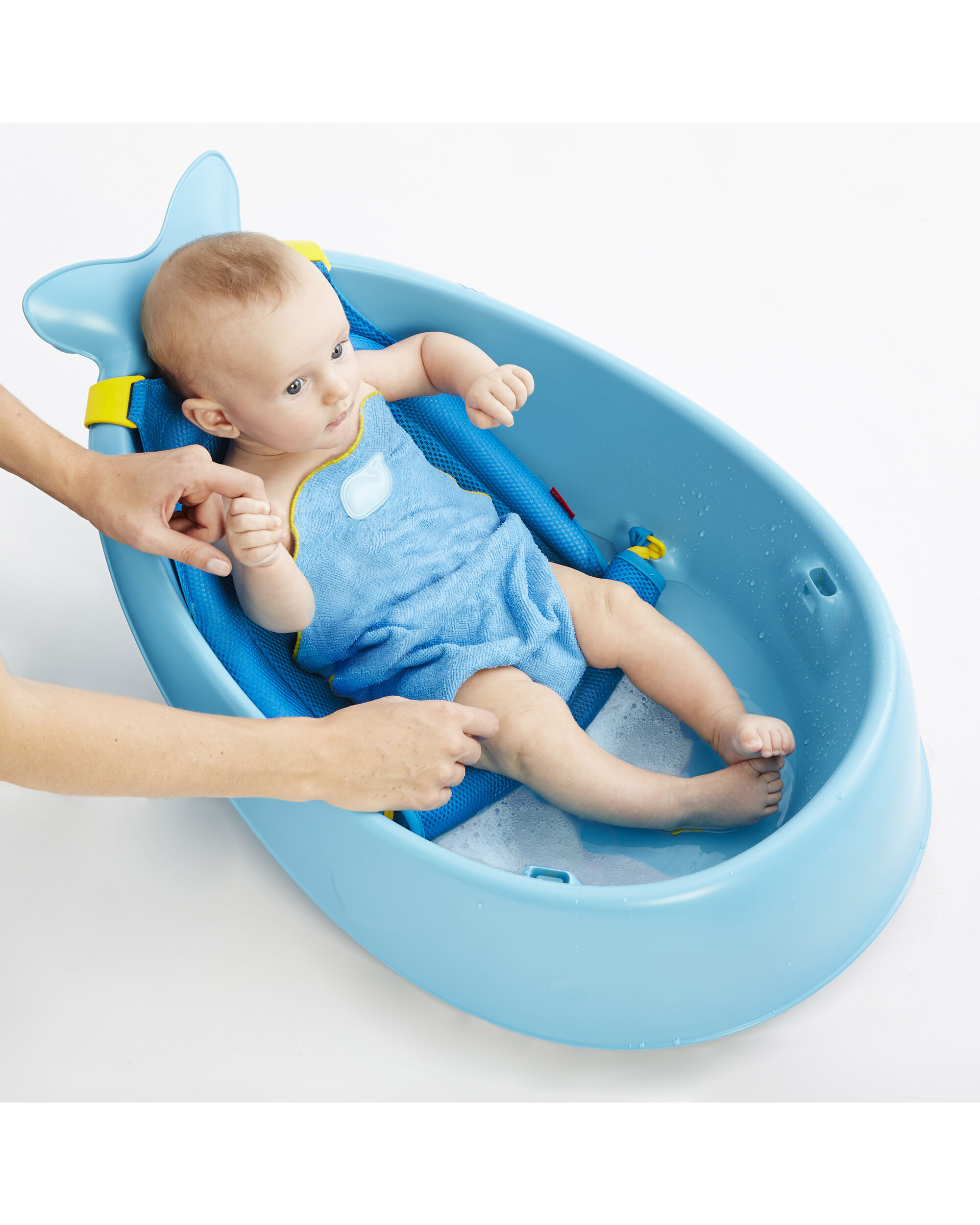 Moby Warm-Up Bath Cuddler | Skiphop.com