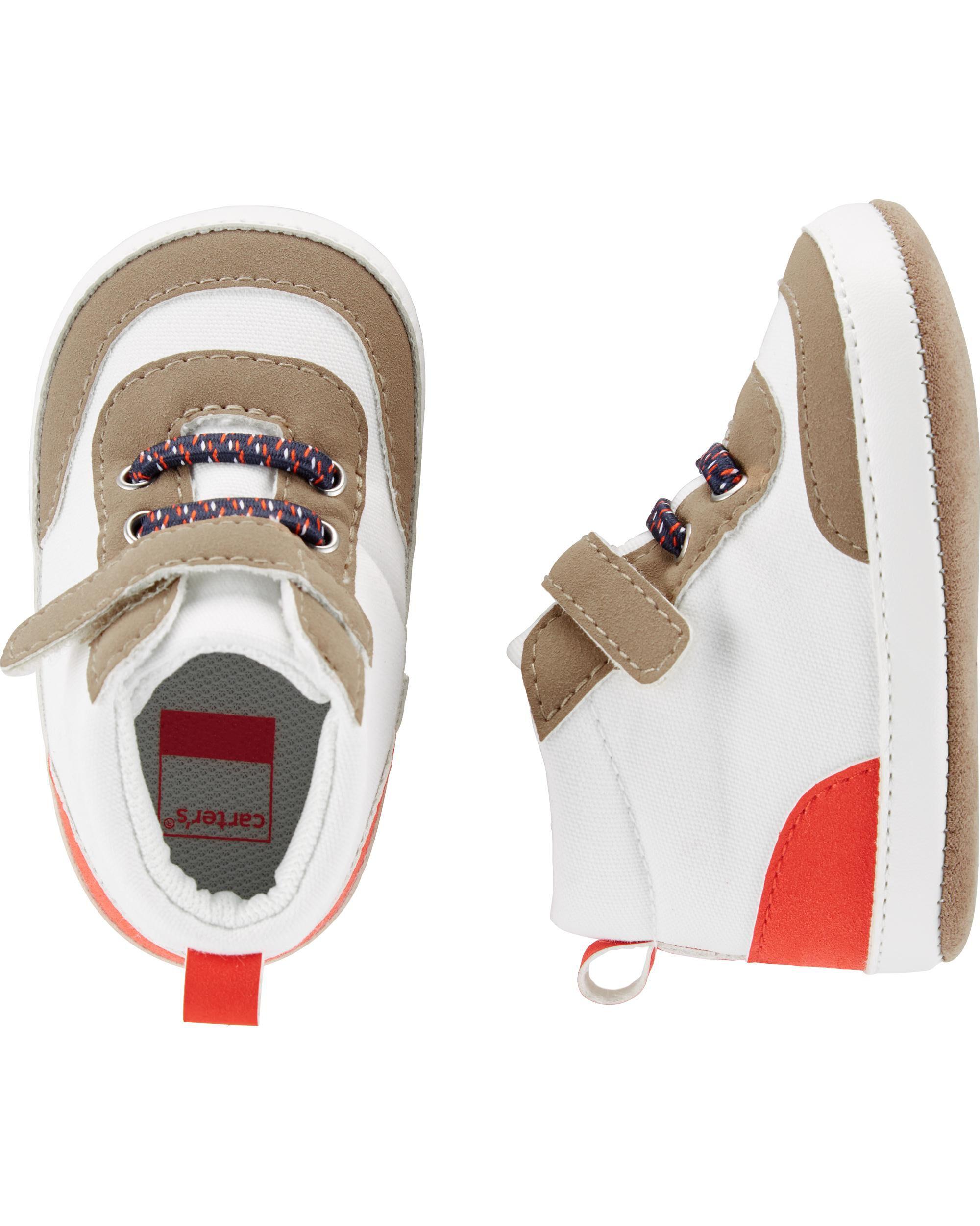 carters baby sneakers