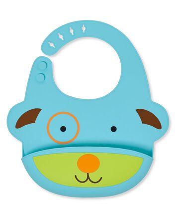 6 Skip Hop Zoo Tuck-away Bibs Whole Sale Clearance Random Pattern