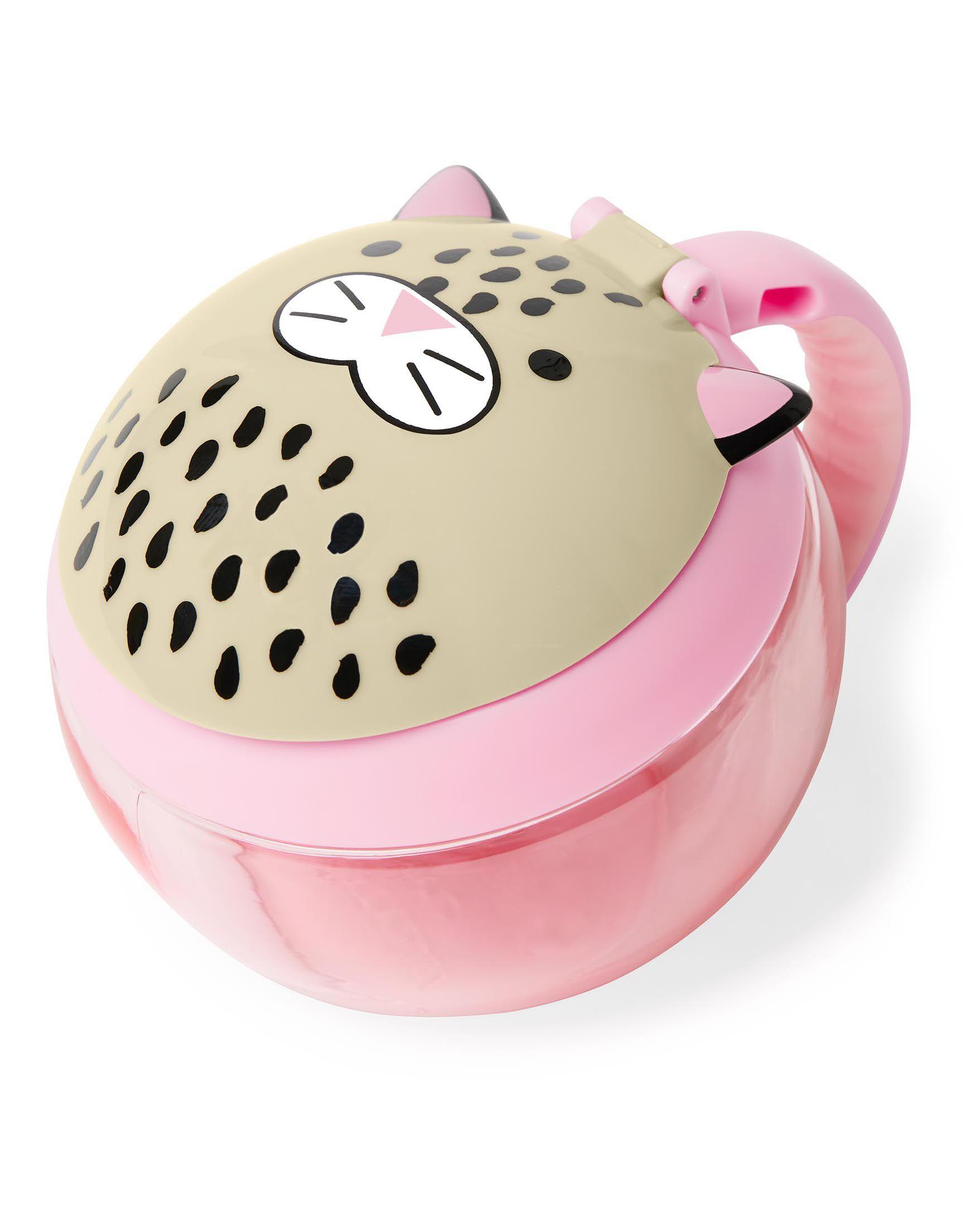 222mL Skip Hop Free Shipping! Ladybug Skip Hop Zoo Snack Cup