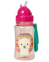 Zoo Straw Bottle, Llama, hi-res