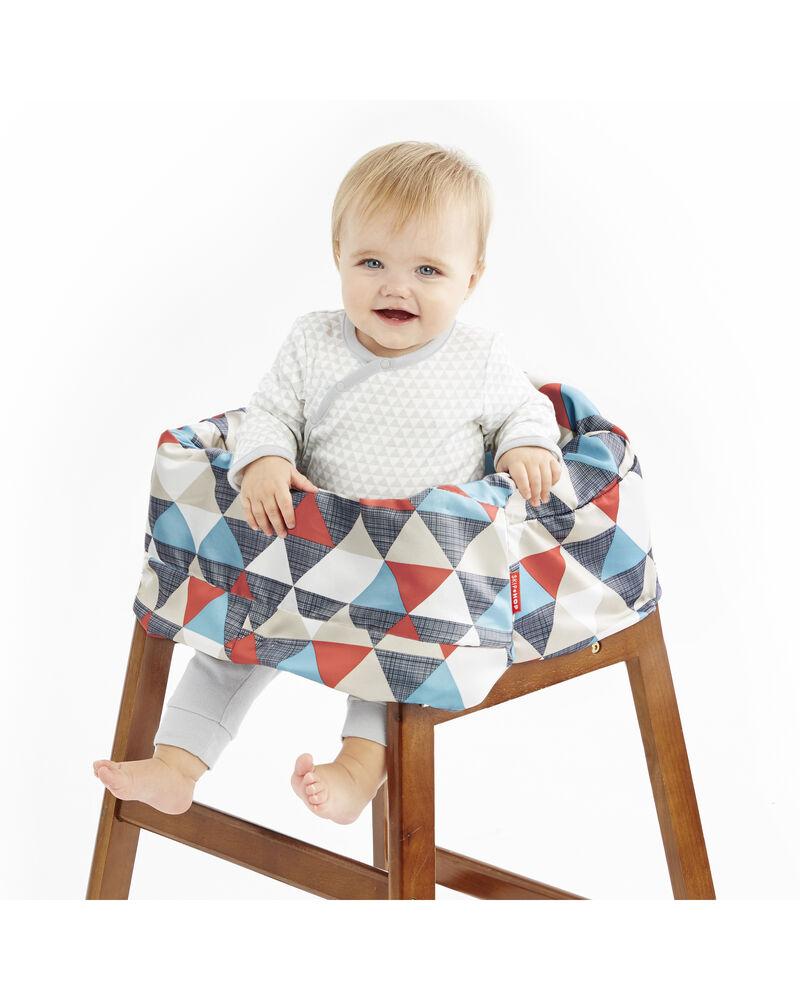 Super Take Cover Shopping Cart Baby High Chair Cover Skiphop Com Spiritservingveterans Wood Chair Design Ideas Spiritservingveteransorg