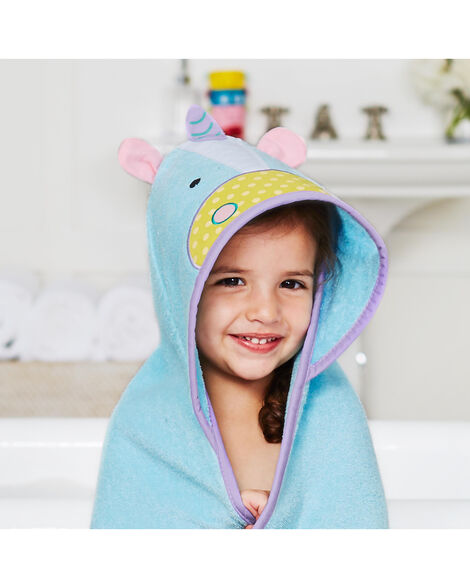 Zoo Hooded Towel