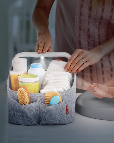 Light Up Diaper Caddy Skiphop Com