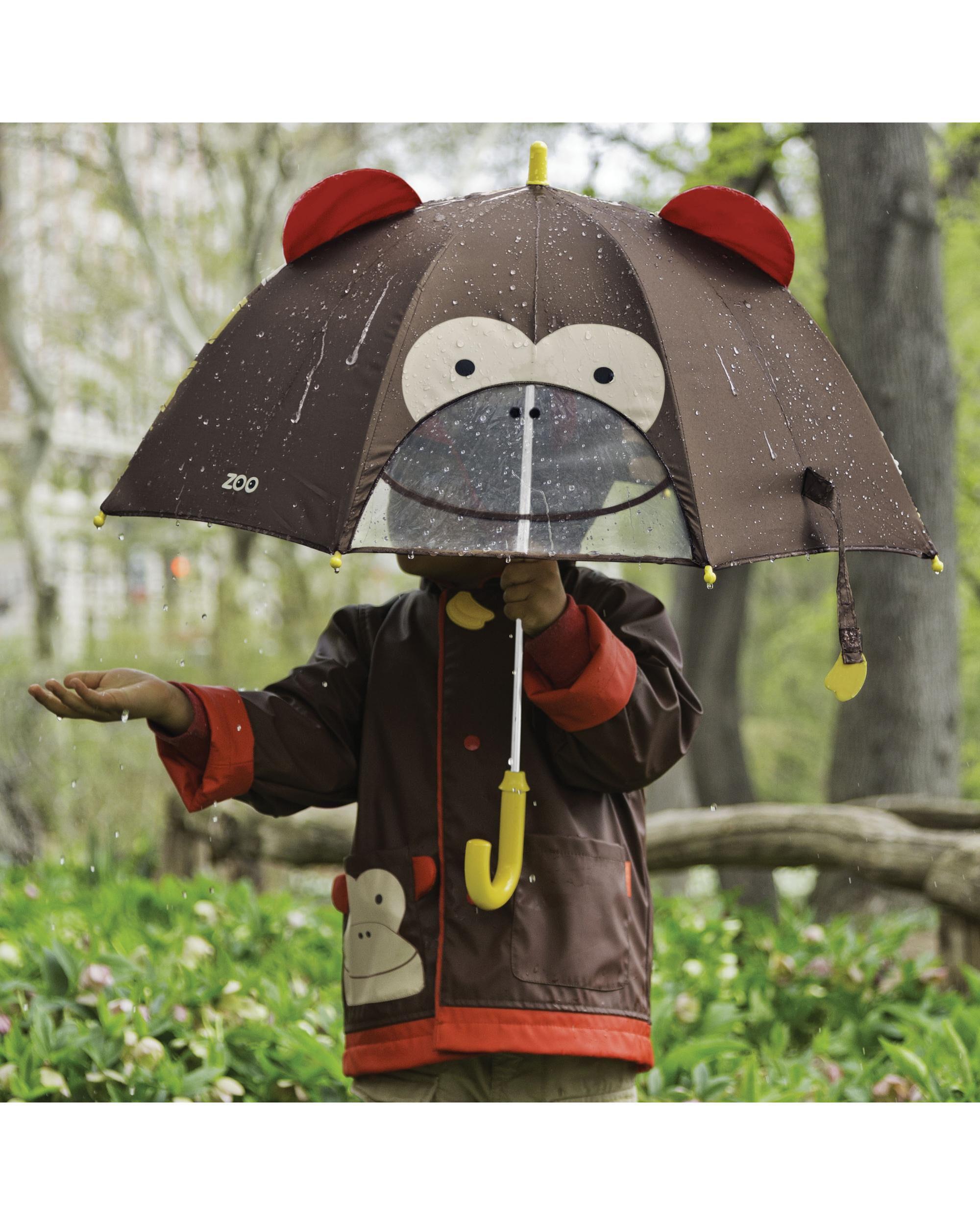 4036acbea6f46 Zoobrella Little Kid Umbrella   Skiphop.com