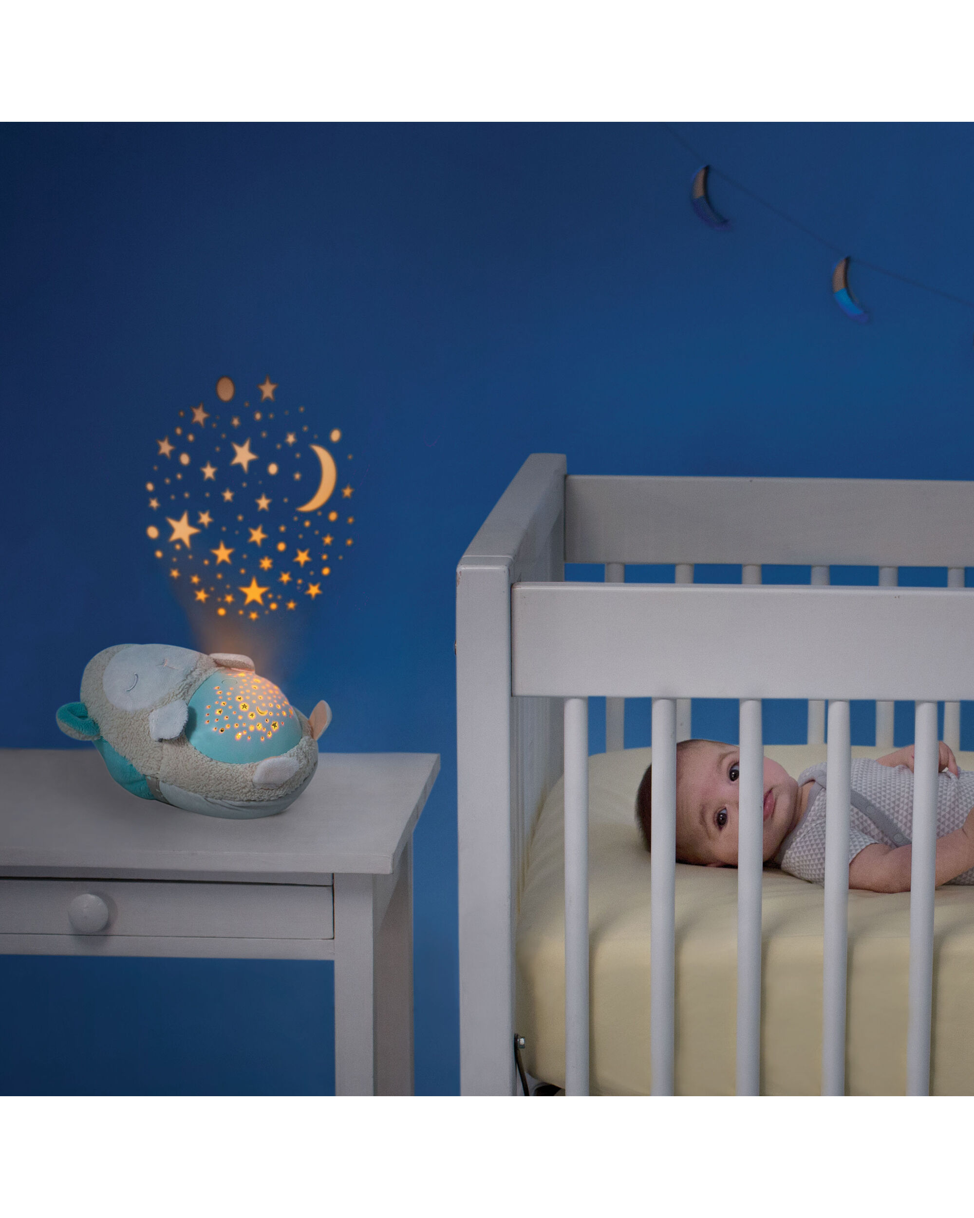 Moonlight Melos Hug Me Projection Soother
