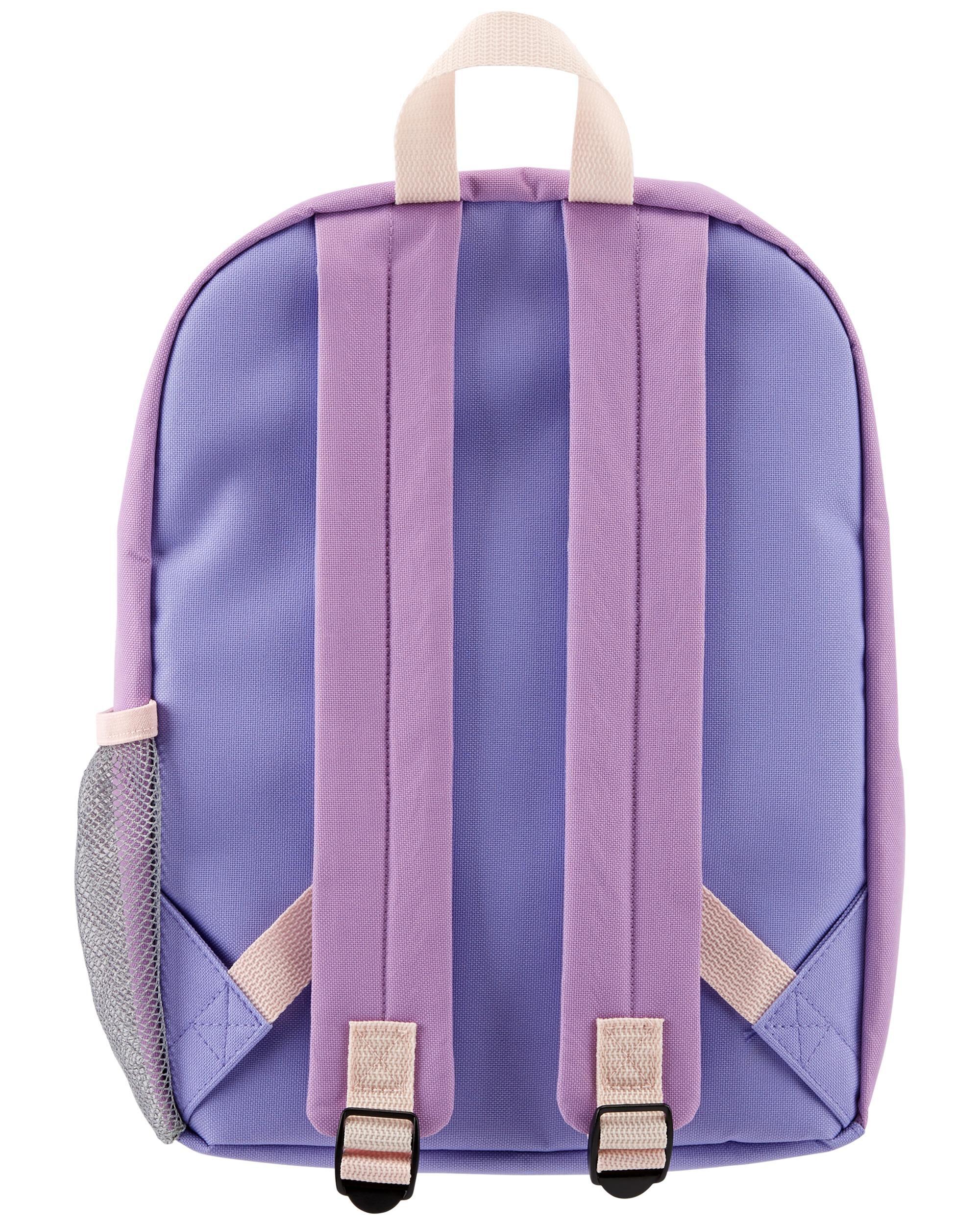 77f961386285 Purple Zebra Backpack- Fenix Toulouse Handball