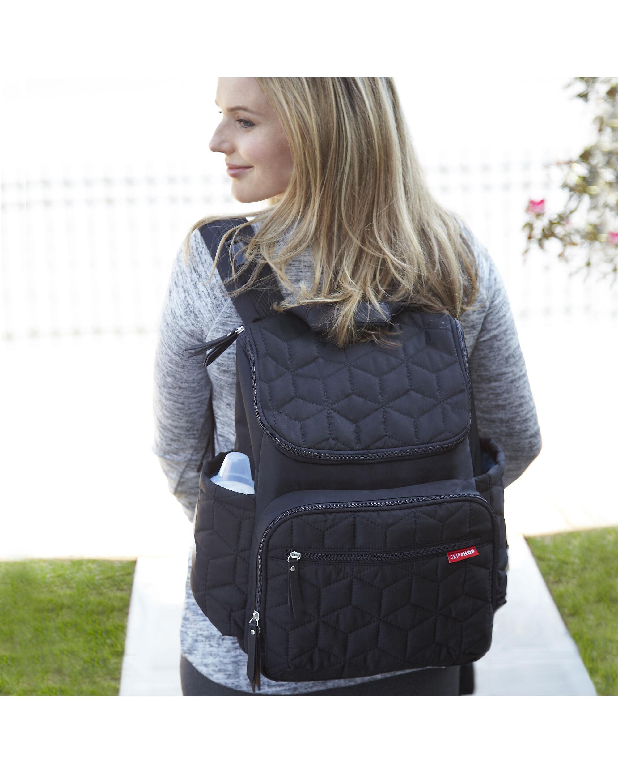 forma backpack diaper bag. Black Bedroom Furniture Sets. Home Design Ideas